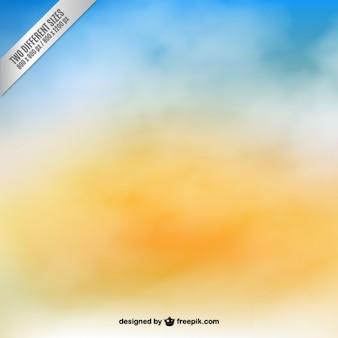Fondo de cielo abstracto