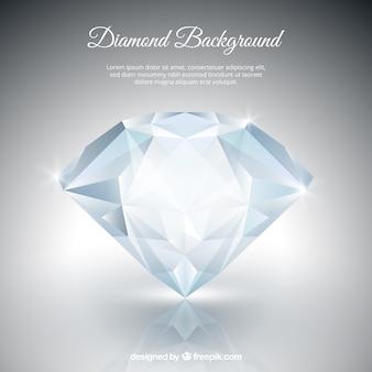 Fondo de diamante