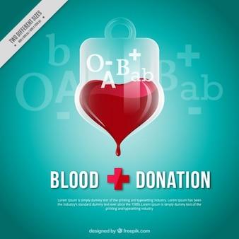 Fondo de donación de sangre