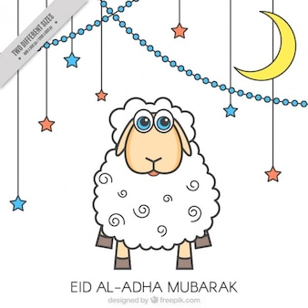 Fondo de eid al adha
