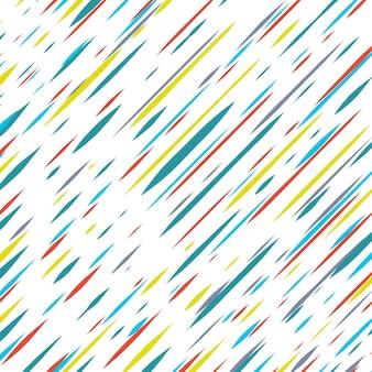 Fondo de líneas coloridas