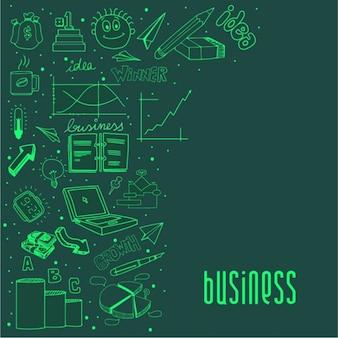 Fondo de negocios verde