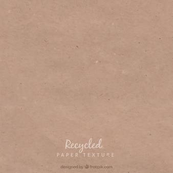 Fondo de papel reciclado