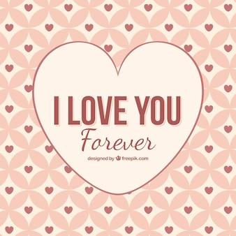 Fondo de te amaré para siempre