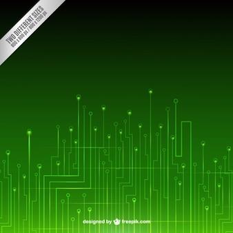 Fondo de tecnología verde