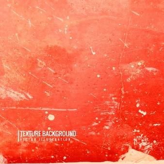 Fondo de textura grunge rojo