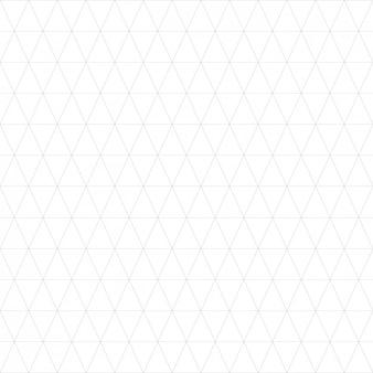Fondo de triángulos blancos