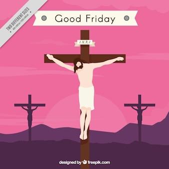 Fondo de viernes santo