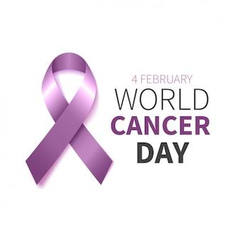 Fondo del día internacional del cáncer