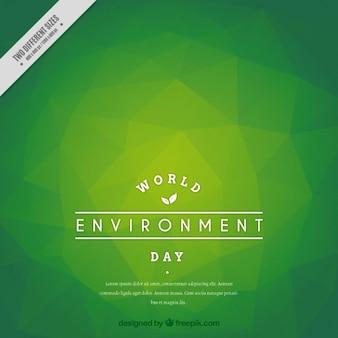Fondo del día internacional del medioambiente