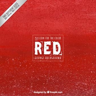 Fondo desgastado rojo