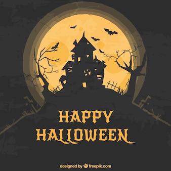 Fondo elegante de halloween