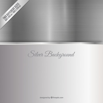 Fondo elegante plata