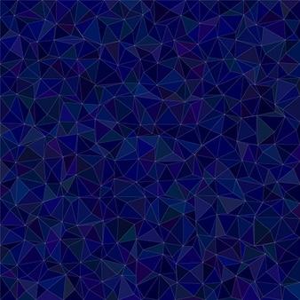 Fondo geométrico azul oscuro con formas poligonales
