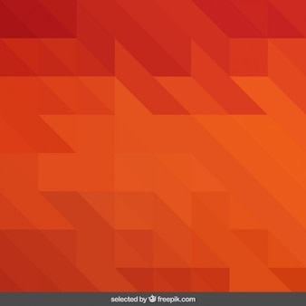 fondo geométrico en tonos cálidos
