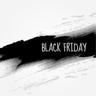 Fondo grunge de viernes negro