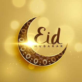 Fondo islámico de eid mubarak
