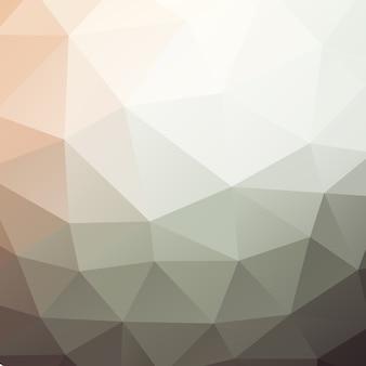 Fondo moderno poligonal