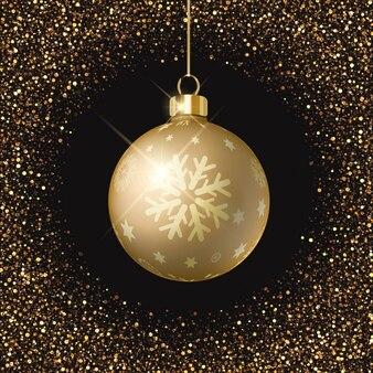 Copa de oro fotos y vectores gratis - Bolas de navidad doradas ...