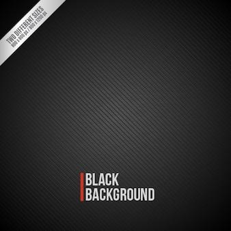 Fondo negro de rayas