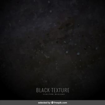 Fondo negro de textura