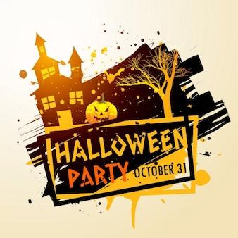Fondo para la fiesta de halloween