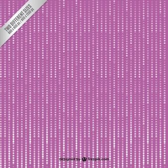 Fondo punteado de color púrpura