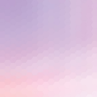 Fondo púrpura hecho de hexágonos