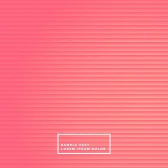 Fondo rosa de rayas
