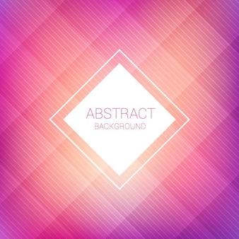 Fondo rosado abstracto con líneas