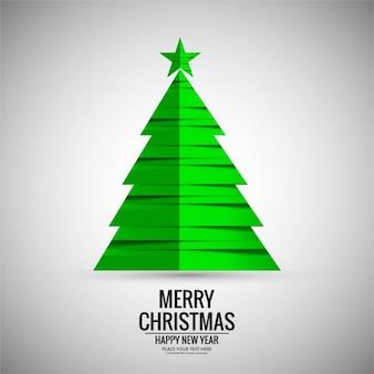 Simple arbol fotos y vectores gratis - Arbol de navidad sencillo ...