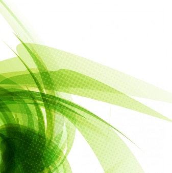 Fondo verde moderno