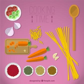 Hora de cocina