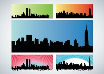 horizonte de NYC