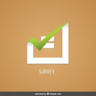 Icono de Encuesta