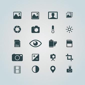 Iconos gratis de fotografía