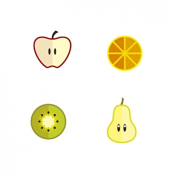 Illustration de frutas