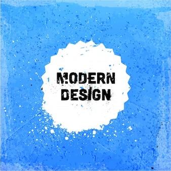 Ilustración vectorial textura de color gráfica artística