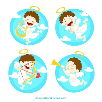 Ilustraciones Cupido