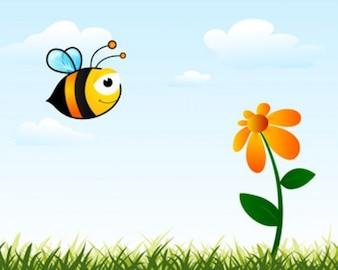 ilustraciones del vector de valores de abejas
