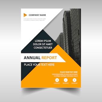 Informe anual amarillo