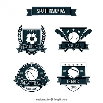 Insignas Deporte