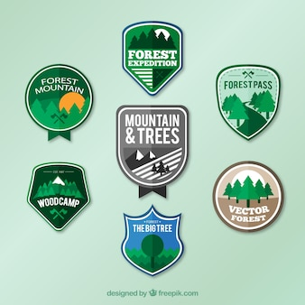 Insignias Forestales