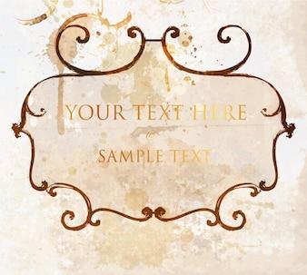 Invitación de texto pío discurso banal