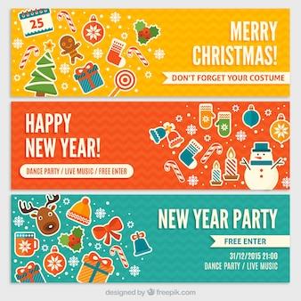 Invitaciones divertidas de fin de año