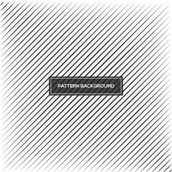 La línea simple patrón backgrund