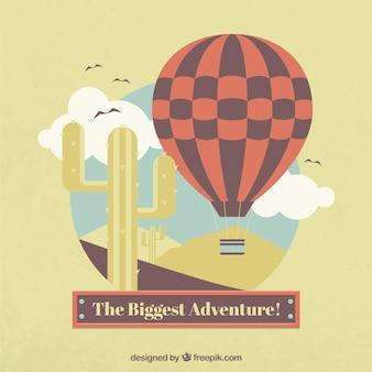 La mayor aventura