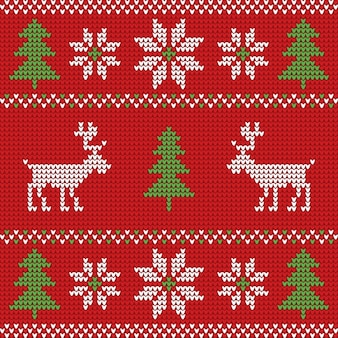 Lana de navidad