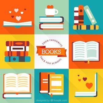 Libros para el colegio
