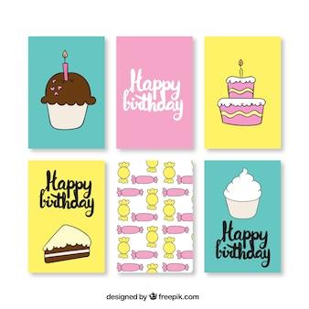 Lindas tarjetas de cumpleaños